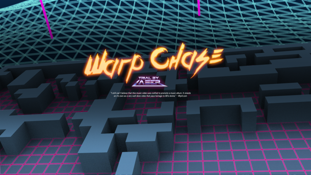 Clever Fox | WARP CHASE VR MUSIC VIDEO